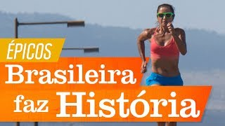 Mix Palestras | Fernanda Keller faz história no Ironman