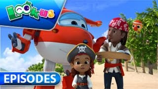 【Official】Super Wings - Episode 38