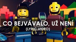 JAKUB DĚKAN - Co bejvávalo, už není [feat. Pokáč] (Official Lyric Video)