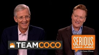 Author Evan Thomas — Serious Jibber-Jabber with Conan O'Brien