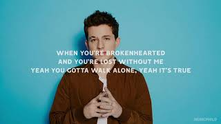 Charlie Puth - Left Right Left (Lyrics Video)