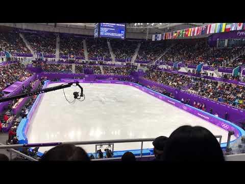 2018 평창동계올림픽 남자싱글 FS 아담리폰 Adam Rippon