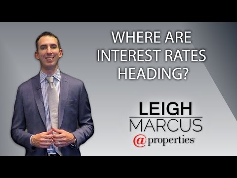 Chicago Real Estate Agent: Where Are Interest Rates Heading?