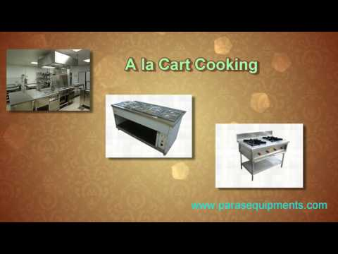 Commercial Induction Cooking Equipments Supplier