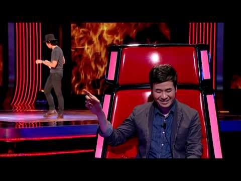 The Voice Thailand - ต้า คีตา - Smoke On The Water - 22 Sep 2013