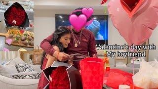 Valentine's Day With My Boyfriend