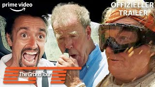 The Grand Tour Presents…A Massive Hunt | Offizieller Trailer | Prime Video DE