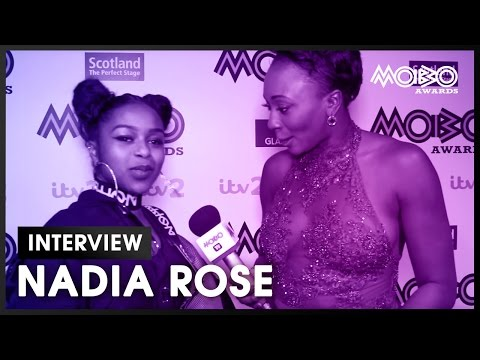 Nadia Rose | Best Video Winner | Interview | 2016