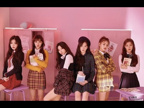 A Helpful Guide to (G)I-DLE