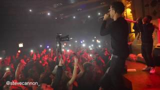 "Lil Bibby Live at The Metro Chicago - Intro ""You Aint Gang"""