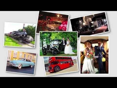 Klassiske, veteran og unikke biler til leje