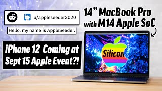 Apple Leaker on Reddit has MASSIVE Sept Event Surprises!