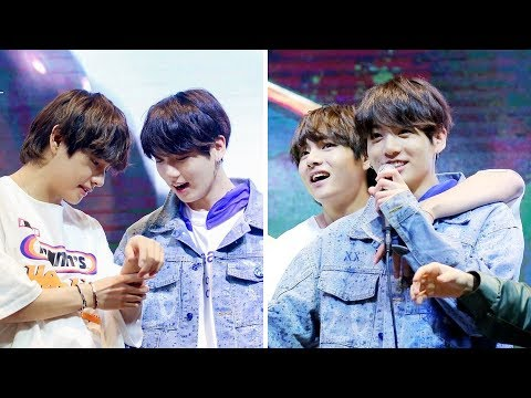 Don't fall in love with TAEKOOK (뷔국 BTS) Challenge!