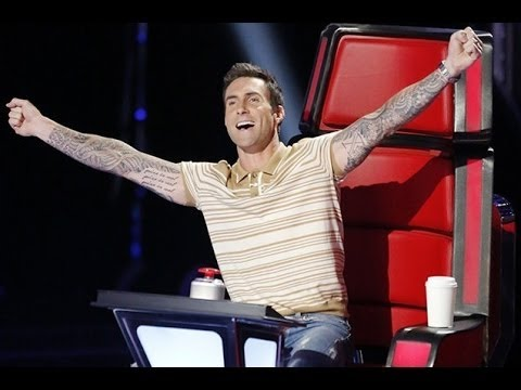 Top 10 best auditions The Voice USA