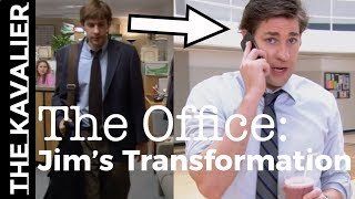 The Office: Jim's 9 Season Style Arc | Style Transformation Video Essay