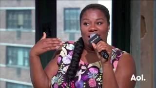 "Adrienne C. Moore On ""Orange Is The New Black"" | BUILD Series"