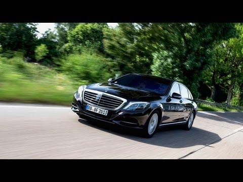 Mercedes-Benz S 500 INTELLIGENT DRIVE | Autonomes Fahren