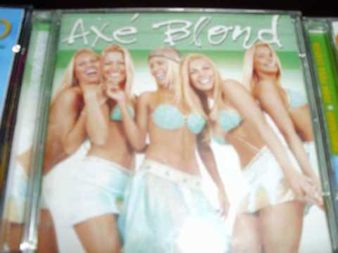 Axé Blond - Mexe o Popozao