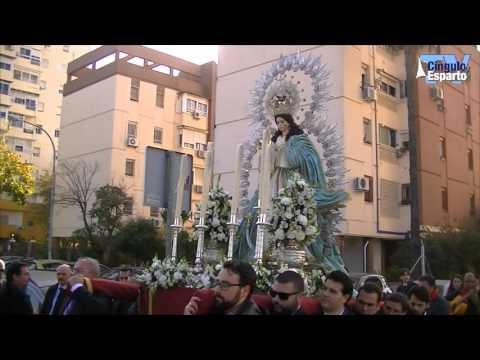 Rosario de la Aurora de la Virgen de la Anunciación de Juan XXIII