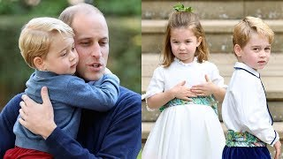 Kate Middleton Accidentally Shared What George And Charlotte Call Their Dad – And It's Just Too Cute
