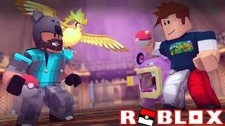 SHINY BATTLE AGAINST THNXCYA!!! | Pokémon Brick Bronze [#53] | ROBLOX