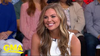 Bachelorette Hannah B opens up about her journey for love   GMA