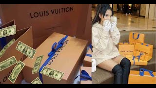 spending OVER $5000 + LUXURY shopping spree