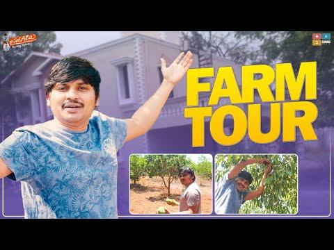 Jabardasth Rakesh shares farmhouse tour moments