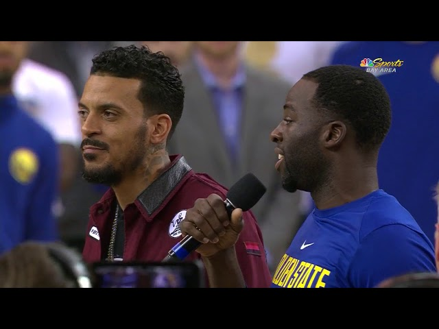 NBA/至今沒去領最強勇士的冠軍戒指 巴恩斯:我不配