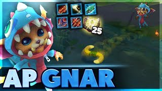 THIS IS ACTUALLY BROKEN | BUNNY SHOWS HIS SECRET TALENT | FULL AP GNAR SUPPORT - BunnyFuFuu