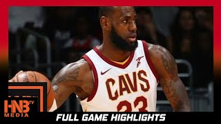 Cleveland Cavaliers vs Houston Rockets Full Game Highlights / Week 4 / 2017 NBA Season