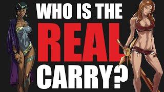 誰才是真正的Carry?