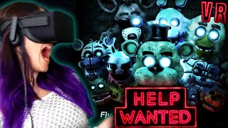 Five Nights at Freddy's: Help Wanted VR (Every 1st Night)