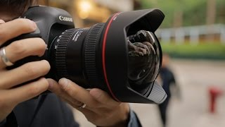 Canon 11-24mm f/4L USM Hands-on Review