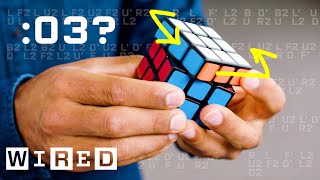 Why It's Almost Impossible to Solve a Rubik's Cube in Under 3 Seconds | WIRED