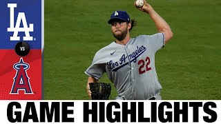Cody Bellinger, Clayton Kershaw power Dodgers to win | Dodgers-Angels Game Highlights 8/14/20