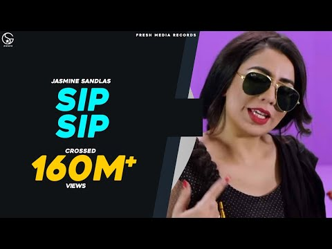SIP SIP LYRICS - Jasmine Sandlas | Garry Sandhu