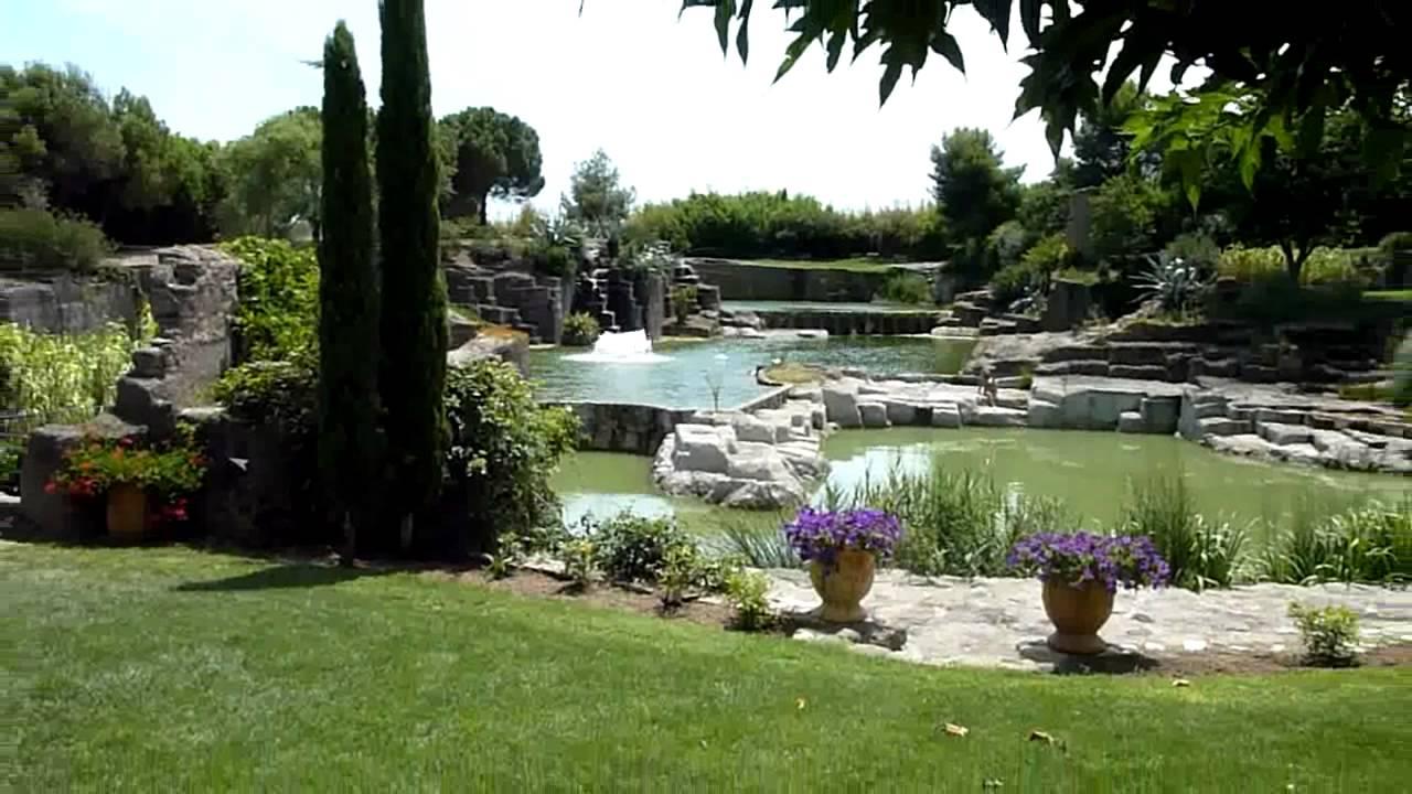Le jardin de saint adrien loz re63 youtube - Saint cyprien les jardins de neptune ...