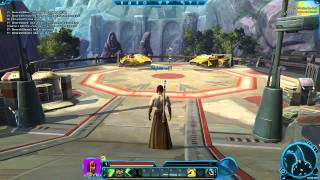 Star Wars The Old Republic: Jedi Consular Hands On Pt1