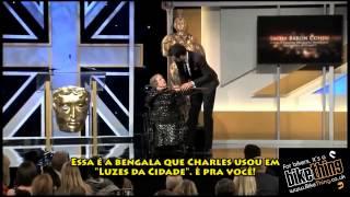 Sacha Baron Cohen - Charlie Chaplin Britannia Award - LEGENDADO