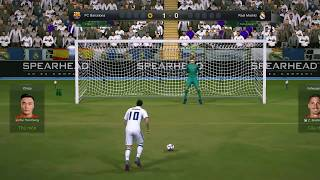 Bùi Tiến Dũng bắt penalty đẳng cấp vô đối - FIFA Online 3 - Game bóng đá trực tuyến