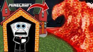 ĐIỀU GÌ XẢY RA KHI SÓNG THẦN DUNG NHAM CÓ TRONG MCPE | THỬ THÁCH SÓNG THẦN | Minecraft PE 1.2