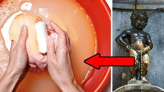 25 GROSS Hygiene Practices You Won't Believe Were Real