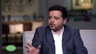 صاحبة السعادة| الفنان محمد هنيدي يكشف كواليس فيلم quotجاءنا البيان ...