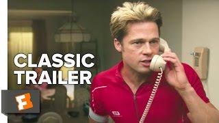 Burn After Reading Official Trailer #1 - Brad Pitt Movie (2008) HD