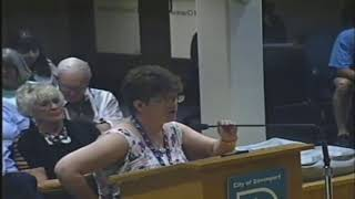 Council Meeting Gets Personal