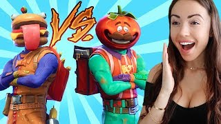 *NEW* Food Fight Game Mode! (Fortnite Battle Royale)