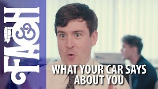 What your Car says about You - Foil Arms and Hog