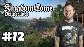 Sips Plays Kingdom Come: Deliverance (14/2/18) - #12 - A Real Close Talker