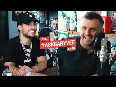 RUSS, RELEASING A NEW SONG EVERYDAY, CONCERT PROMOTERS, & MARKETING YOURSELF | #ASKGARYVEE 265